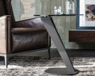 Falco Side Table - Rear View