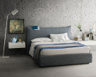 Francis Fabric Bed