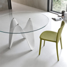 Gia Dining Table - Designer Round Table