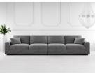 Gino 6 Seater Sofa