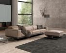 Glory Sofa and Footstool