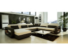 Granada Large Modern Corner Sofa - Living Room