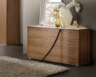Harper Canaletto Walnut Chest of Drawers
