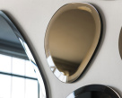 Hawaii Mirror - Bronze Finish
