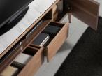 Hedra TV Unit - Storage Drawers