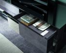 Heritage TV Unit - Internal Drawers