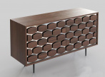 Honeycomb Sideboard - Canaletto Walnut