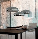 Hublot Contemporary Ceiling Light