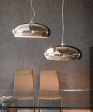 Hublot Italian Ceiling Light