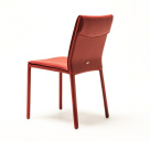 Isabel Italian Leather Dining Chair