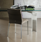 Isabel ML Dining Chair - Rear View