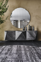 Kayak Brushed Grey Sideboard