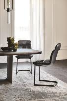 Kelly Italian Cantilever Office Chair