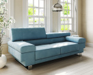 Kudos Modern Fabric Sofa
