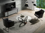 Linea Lacquered TV Unit