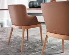 Magda Carver Dining Chairs