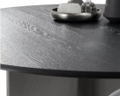 Magnum Wood Dining Table - Charcoal Top