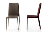 Malik Leather Dining Chair