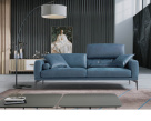 Marisa Leather Sofa