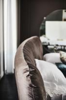 Marlon Bed - Padded Headboard