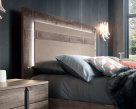 Matera Bed Headboard Light