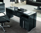 Montecarlo High Gloss Office Desk
