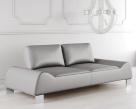 Mondena Modern Leather Sofa
