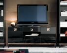 Noir TV Base - Front View