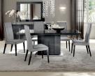 Montecarlo Fabric Italian Dining Chair