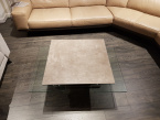 Motion Coffee Table - Sand Ceramic Top