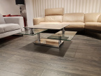 Motion Swivel Coffee Table