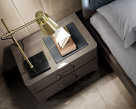 Nora VIP Nightstand - Top View