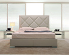 Patrick Contemporary Bed