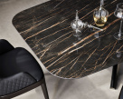 Planer Dining Table - Keramik Top