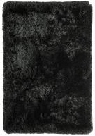 Plush Modern Black Rug - Asiatic