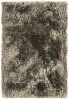 Plush Modern Taupe Rug - Asiatic