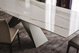 Premier Drive Ceramic Extending Dining Table