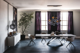 Premier Drive Keramik Extending Dining Table - Cattelan Italia