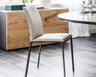 Rita Dining Chair - Side View