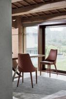 Clara Diamond Dining Chair - Bontempi