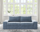 Santo Designer Fabric Sofa