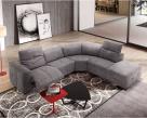 Savanna Modern Corner Sofa - Living Room