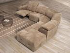 Savanna Electric Recliner Sofa