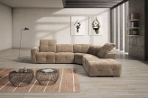 Savanna Corner Sofa - Fabric