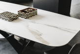 Skorpio Keramik Italian Dining Table