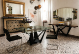 Skorpio Square Dining Table
