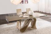 Snake Extending Dining Table - Designer Dining Table