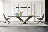 Stratos Keramik Premium Dining Table - Cattelan Italia