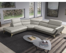 Swelli Corner Sofa Two Tone Sofa