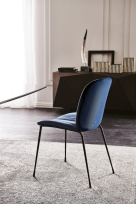 Tina Leather Dining Chair